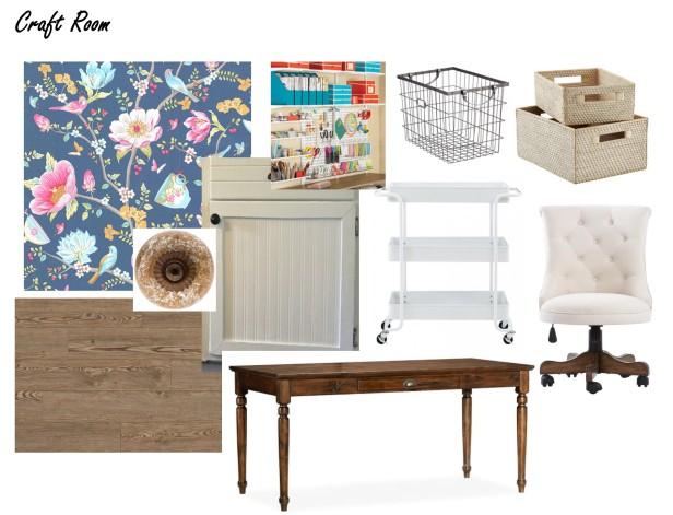craft room design board