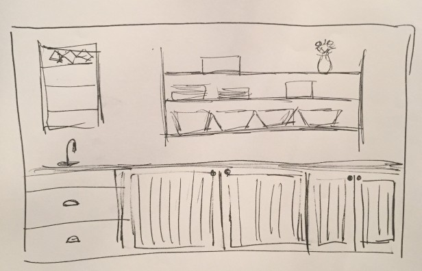 craft room elevation