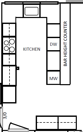 160727 Floor Plan - Kitchen