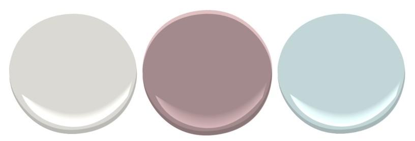 Partial Interior Paint Palette | AngieBuildsAHouse.com