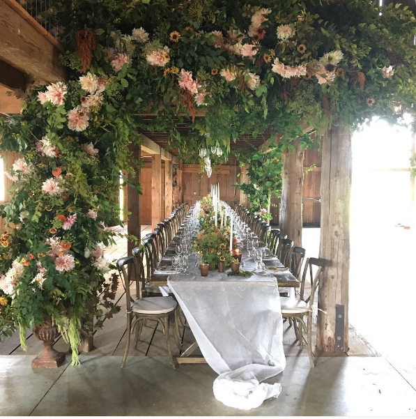@floretflower - 10 Instagram Accounts to Follow if Rustic Glam is Your Jam | Angie Builds a House