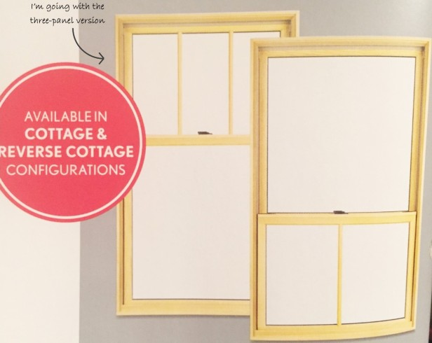 Integrity Wood-Ultrex Windows - Cottage Style