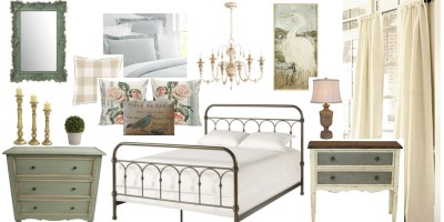 Master Bedroom Design Board | Angie Builds a House