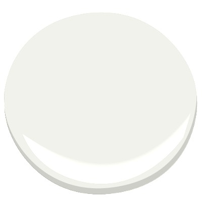 Benjamin Moore Oxford White #869