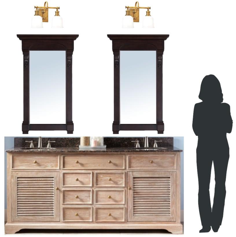 Bathroom Design Scale Test