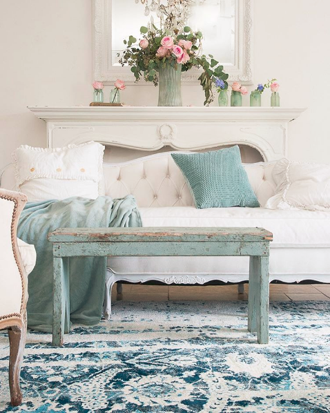 @shabbyfufu - 10 Instagram Accounts to Follow if Rustic Glam is Your Jam | Angie Builds a House