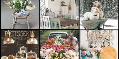 10 Instagram Accounts to Follow if Rustic Glam is Your Jam | Angie Builds a House